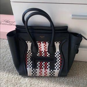 Rare Celine luggage bag